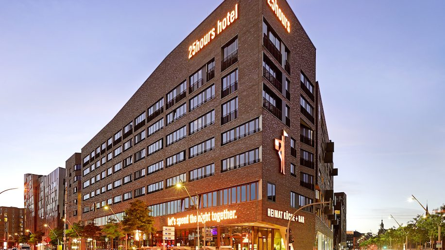 Hotel Review: 25 Hours Hotel Hamburg Hafen City