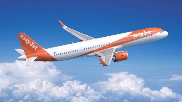 Easyjet A321 neo
