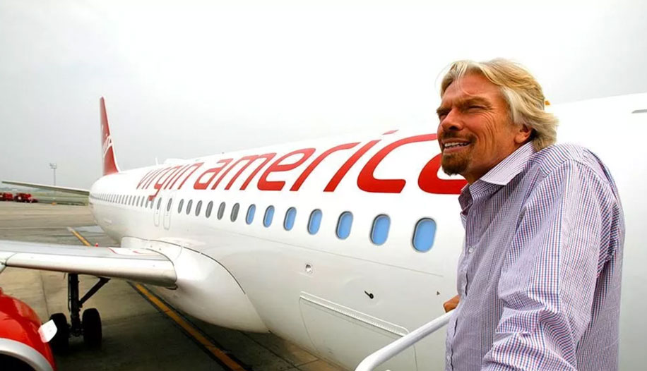 Branson Considers Launching Another Us Airline Business