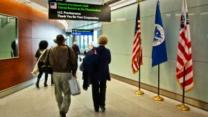 Dublin Airport US preclearance