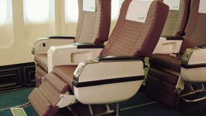 Eva Air's first premium economy