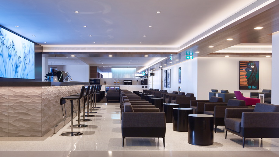 Air New Zealand's revamped Melbourne Lounge opens tomorrow – Business  Traveller