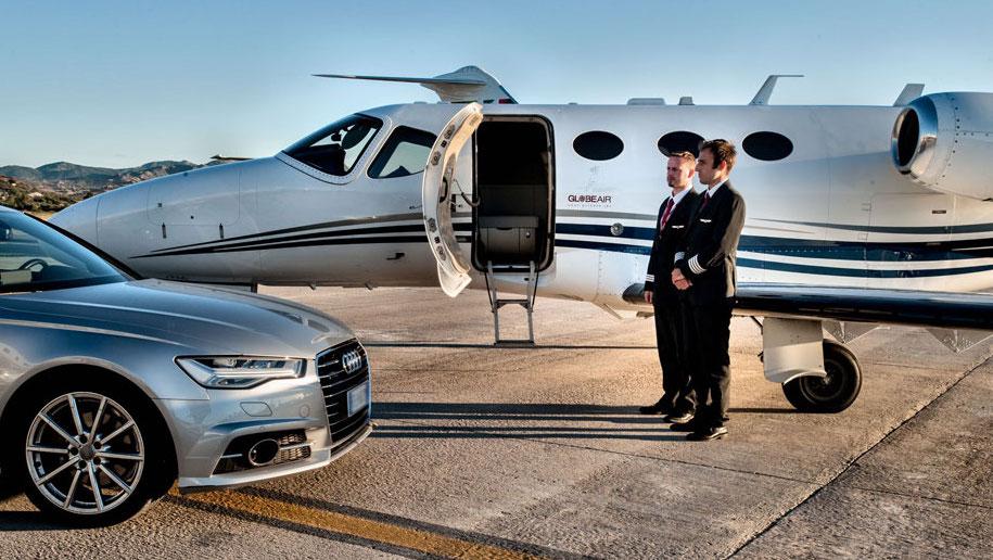 Jet Privato Globe Air : Air taxi service globeair sees success across europe