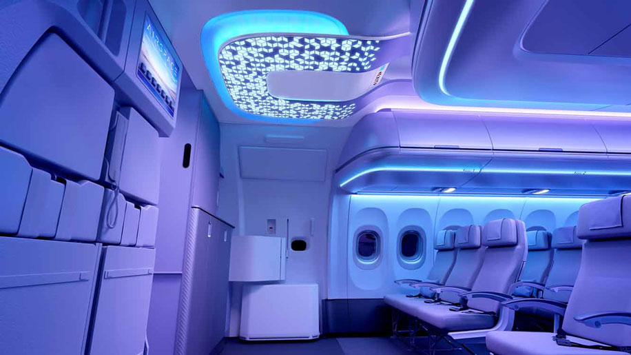 Airbus launches A320 Airspace interior – Business Traveller