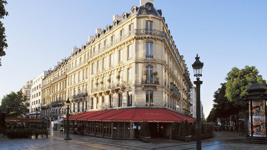 Marriott Hotels Paris Arc De Triomphe