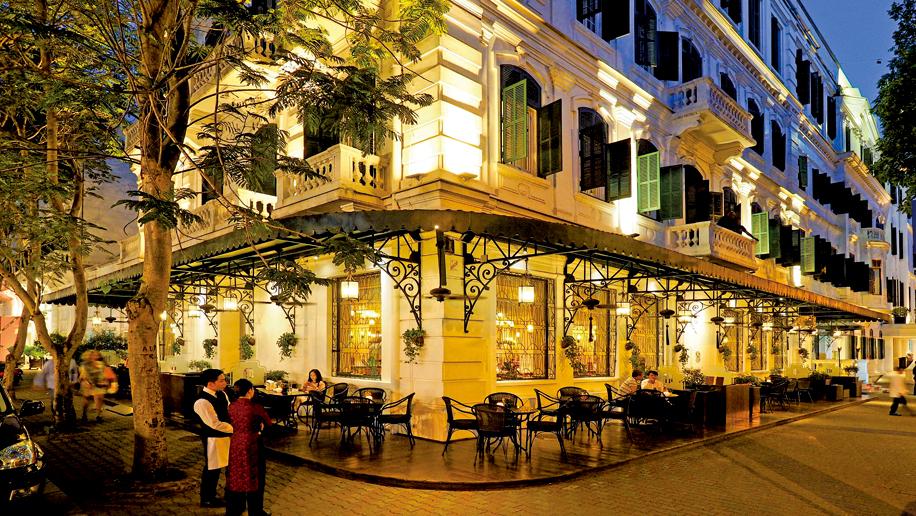 Hotel review Sofitel Legend Metropole Hanoi Business