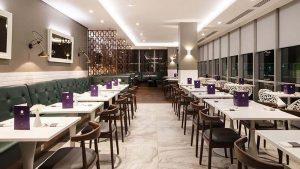 London Gatwick No1 Traveller Restaurant