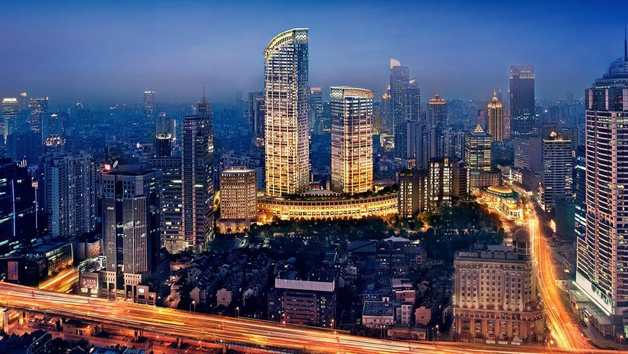 Hkri Announces World S Second Sukhothai Hotel In Shanghai