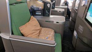 Rwandair -seat-1
