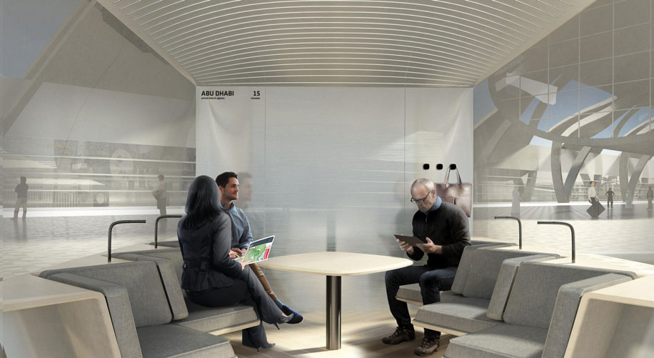 Hyperloop passengers