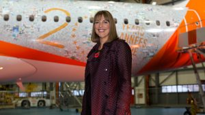 Easyjet CEO Dame Carolyn McCall