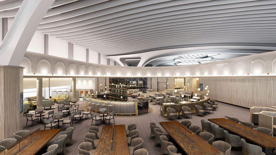 Plaza Premium To Open Rome Fiumicino Lounge  U2013 Business Traveller