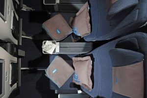 British Airways premium economy WTP5