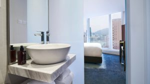 Hotel 108 Bathroom