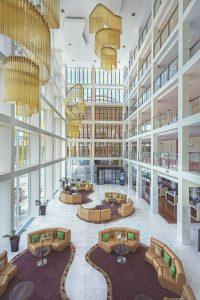 Radisson Kigali lobby lobby