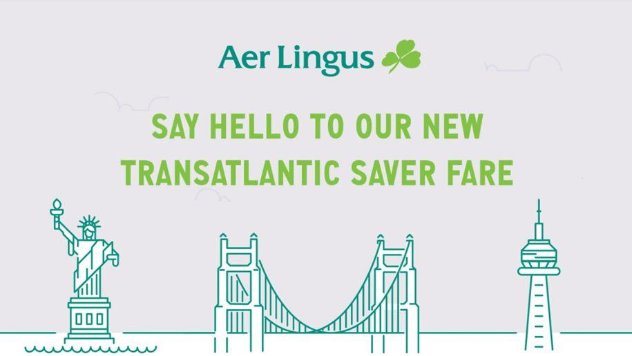 Aer Lingus Saver fare