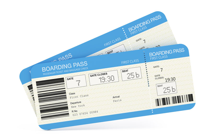 how to get boarding pass online for indigo