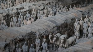 Terracotta Army - Credit: Hyatt Regency Xian