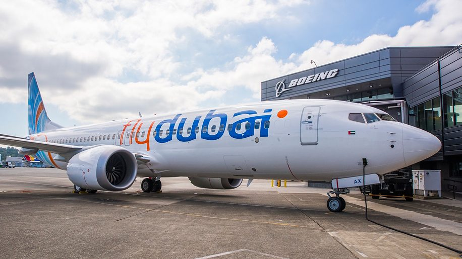 Flight Review Flydubai B737 Max Business Class Business