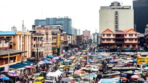 Lagos, Nigeria (iStock)