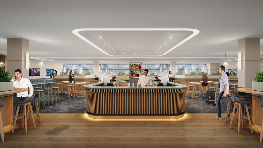 Qantas to revamp Melbourne domestic lounges – Business Traveller