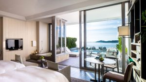 Rosewood Sanya - Ocean View Pool Twin