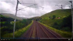 Virgin Trains footage