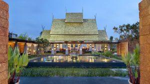 Front Lobby - Anantara Vacation Club
