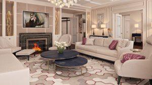 Grand Hotel Kempinski Riga - Presidential Suite 1