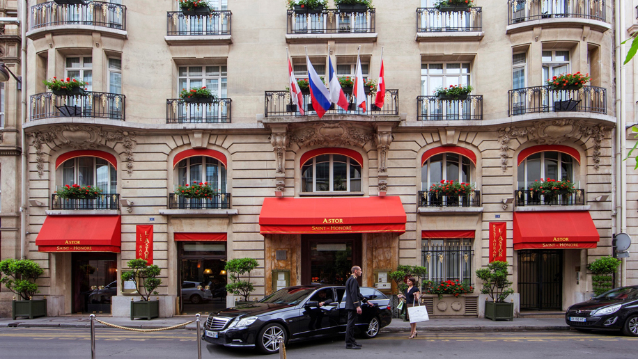 Hotel Astor Saint Honore Hilton