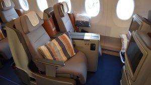 Lufthansa A350 business