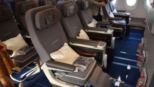 Lufthansa A350 premium economy