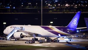Thai Airways B787-9 Dreamliner