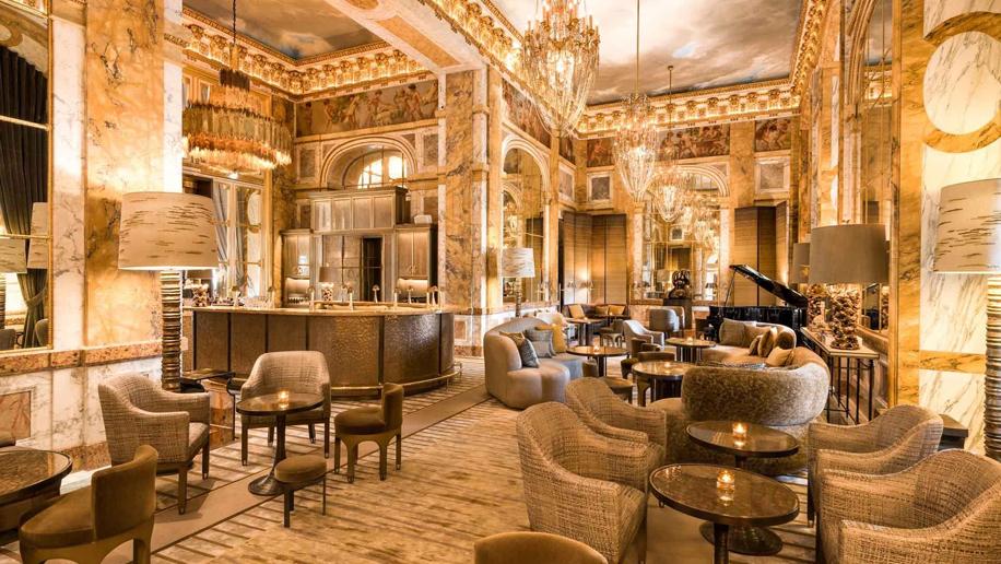Paris hotels thumbnail
