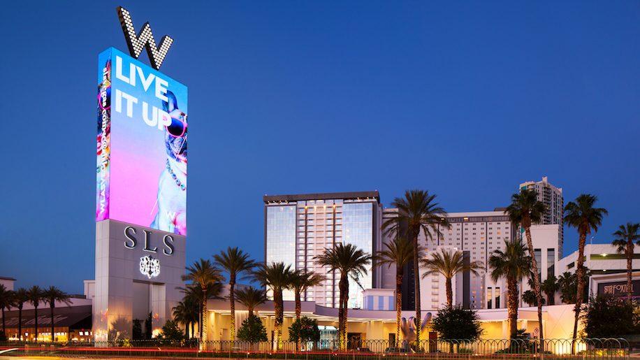 Hotel Review W Las Vegas Business Traveller