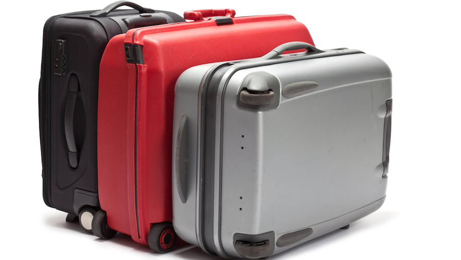 Three Suitcases on White Background  sc 1 st  Business Traveller & Baggage storage service Luggagehero launches in London u2013 Business ...