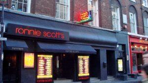 Ronnie Scotts, London