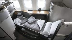 American Airlines and Casper bedding
