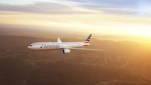 American Airlines' B777-300ER