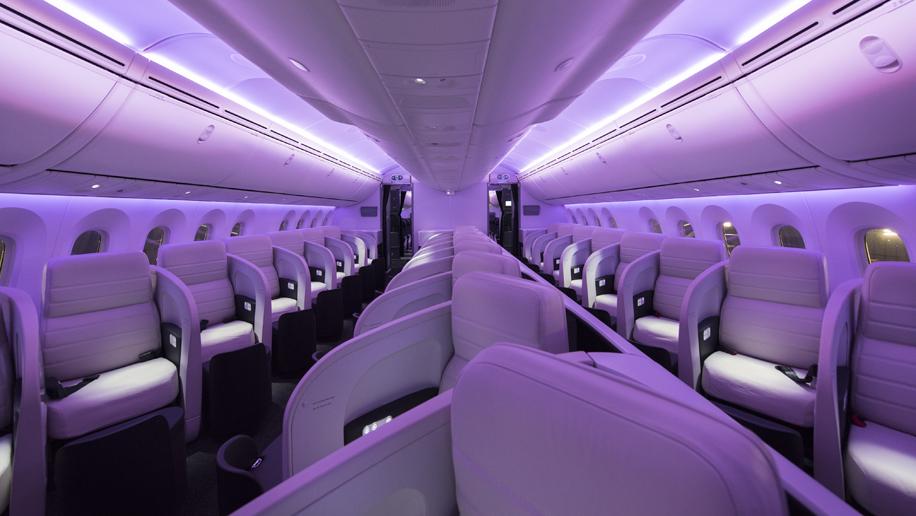 Air New Zealand B787-9 Business Premier