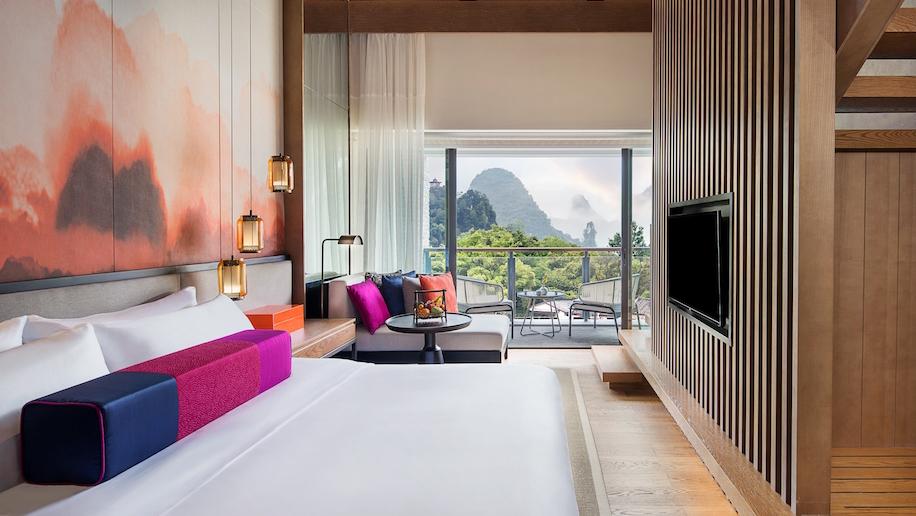 Amari Yangshuo_Two Bedroom Duplex 1