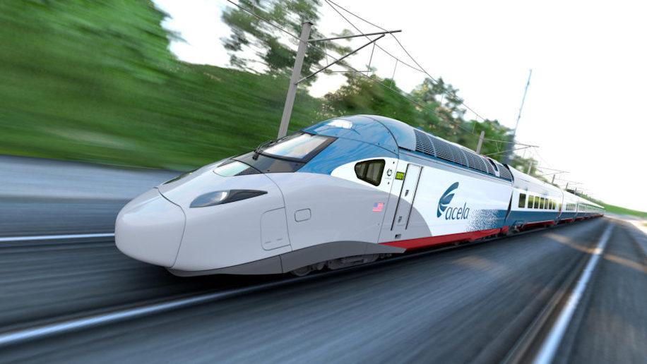 Amtrak begins high-speed tests of new Acela trains – Business Traveller