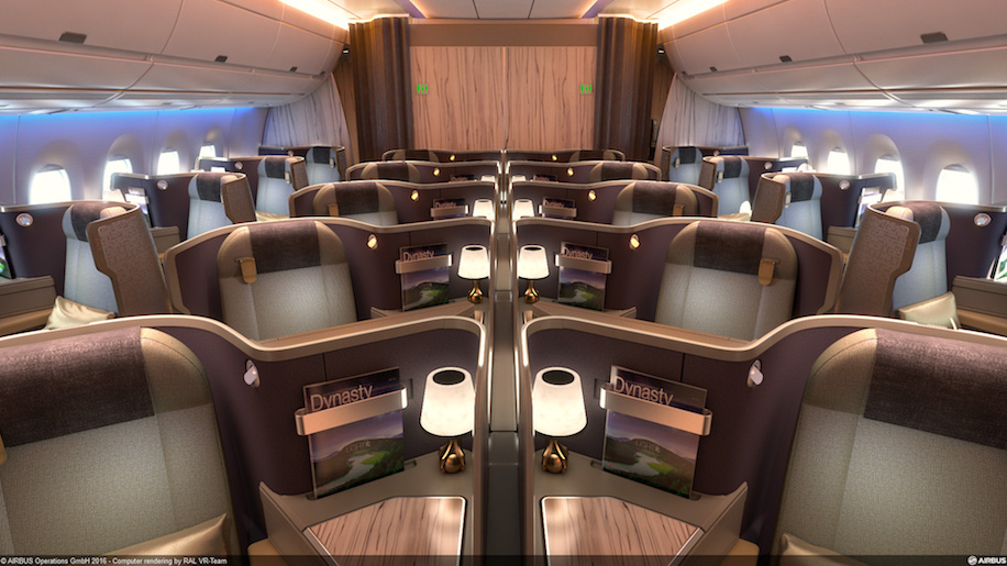 China Airlines Now Flies Non Stop To London Business
