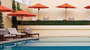 Dusit D2 Chiang Mai swimming pool
