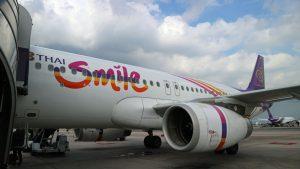 Thai Smile Exterior-livery