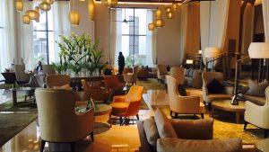 Jumeirah Al Naseem Al Mandhar lounge