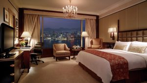 Island Shangri-La, Hong Kong - Horizon Harbour View Room