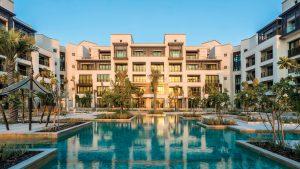 Jumeirah Al Naseem - Exterior- Adults Pool