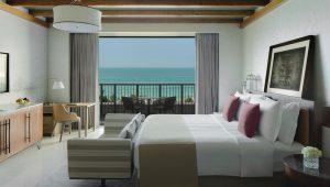 Jumeirah Al Naseem - Ocean Deluxe Room - Bedroom