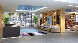 Mövenpick Hotel Abidjan - Lobby